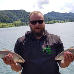 Felchen fischen am Türlersee