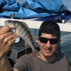 Fischreiches Wochenende